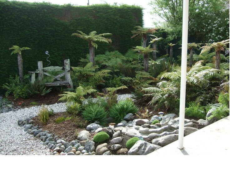 Native Plantings Nz Dry River Garden Nzlandscapes Com Landscape Design Landscape Design Garden Planning Garden Landscape Design