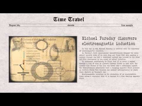 Time Travel August 29th - YouTube