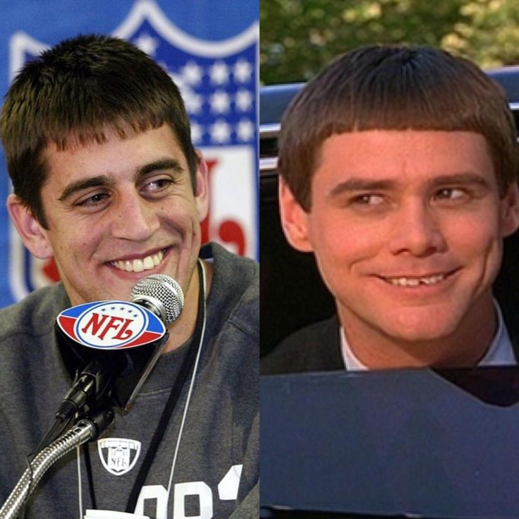 Aaron Rodgers fresh out of college looking like Lloyd from Dumb & Dumber (x-post r/nfl) http://ift.tt/2mNWb0H