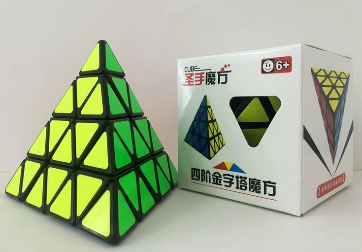 Shengshou 4-layers Pyramid - The Puzzle Store UK