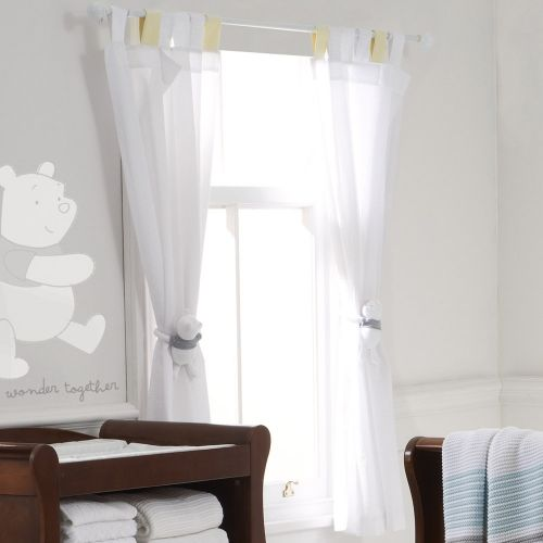 Winnie The Pooh U0026 Friends Curtains And Tiebacks