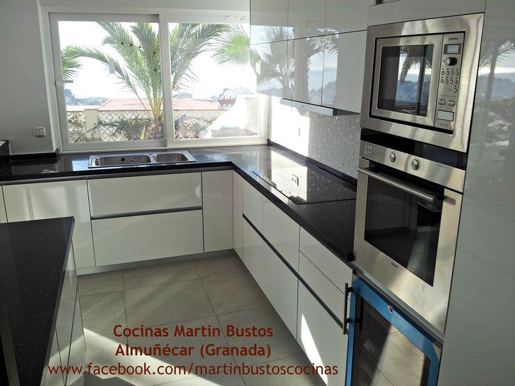 8 best images about trabajos terminados en costatropical - Muebles de cocina en granada ...