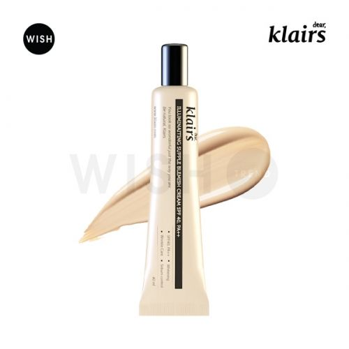 BB Cream Korean Women Love | Klairs Illuminating Supple Blemish Cream