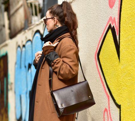 Agarapati Leather  ®  Postacı Çantası