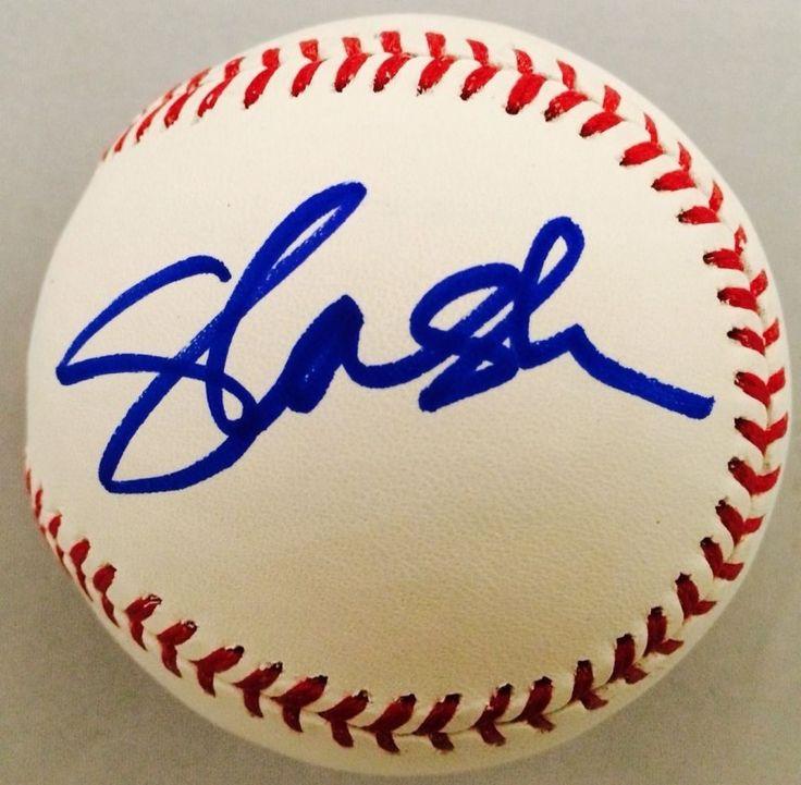 Mystore Com Slash Guns N Roses Gnr Autographed Hand Signed Rawlings Official Baseball Gnr Slash Autograph