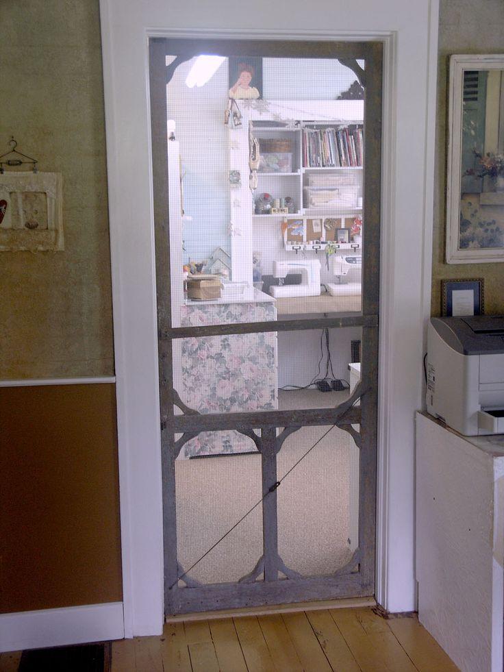 1000 images about nice interior doors on pinterest for Indoor screen door