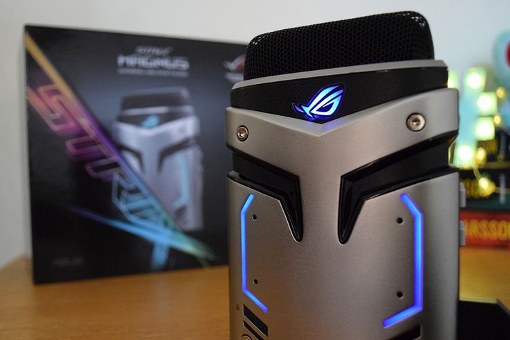 The ROG Strix Magnus Gaming Microphone Review