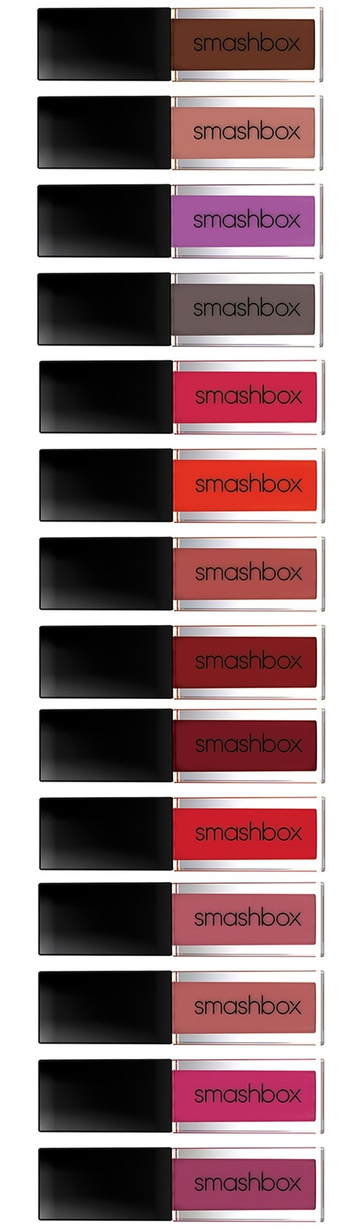 Smashbox Always on Liquid Lipstick ($24)