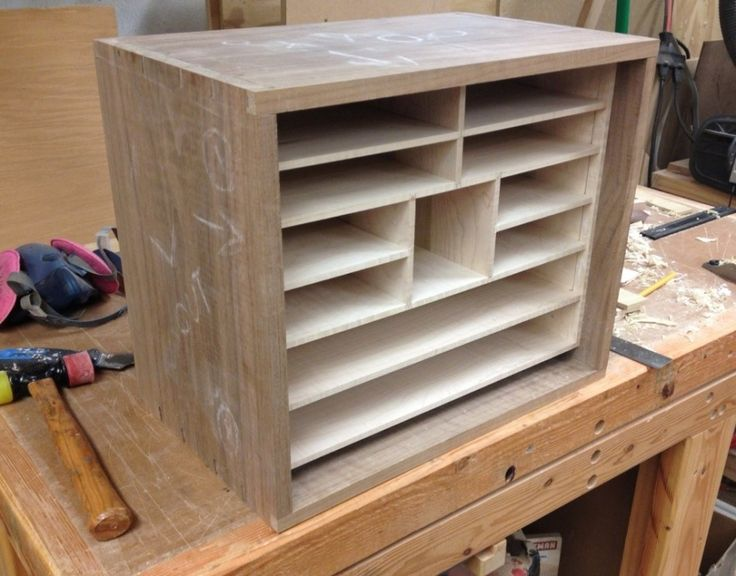 Gerstner Tool Chest Plans - WoodWorking Projects & Plans