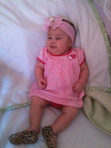 My baby Nikole