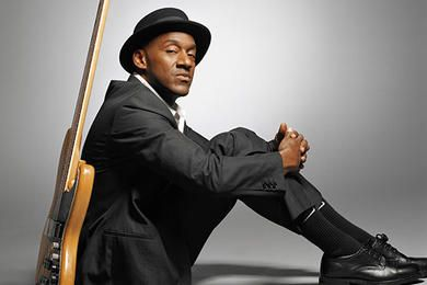 "Spaghettini & the Dave Koz Lounge featuring ""Marcus Miller"""