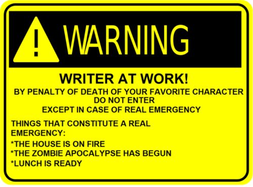 LOVE this! - A Writer's Comic - Writers Write Creative Blog