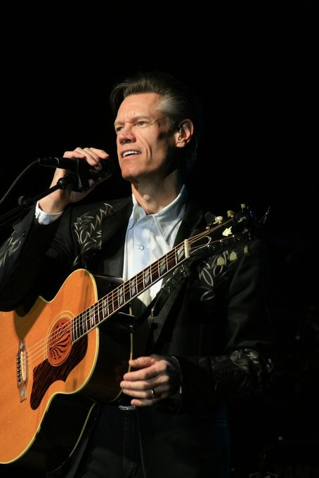 Randy Travis...Forever and Ever, Amen