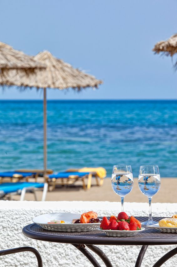 #Ammoudara #beach, #Crete,#Greece