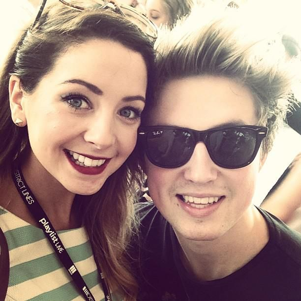 Zoella & Marcus - why are you all so beautiful?!?!? xx