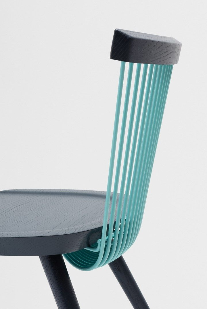 WW Chair Colour Series ㊗️ART AND IDEAS : More At FOSTERGINGER @ Pinterest  ㊙️㊗️