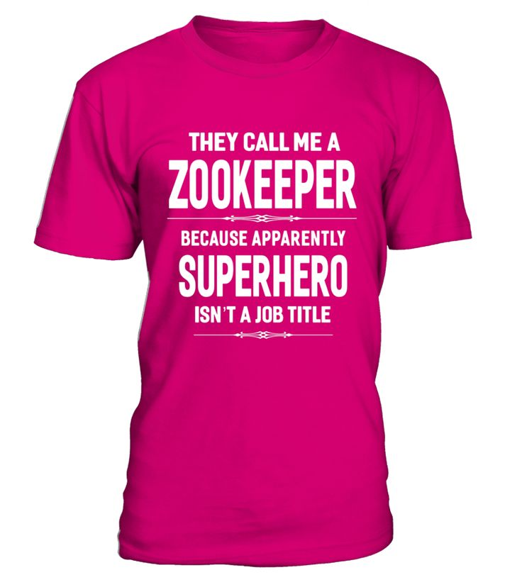 Best Present For Wife Part - 46: They Call Me A Zookeeper T-shirt Funny Sayings Gift Unisex ...