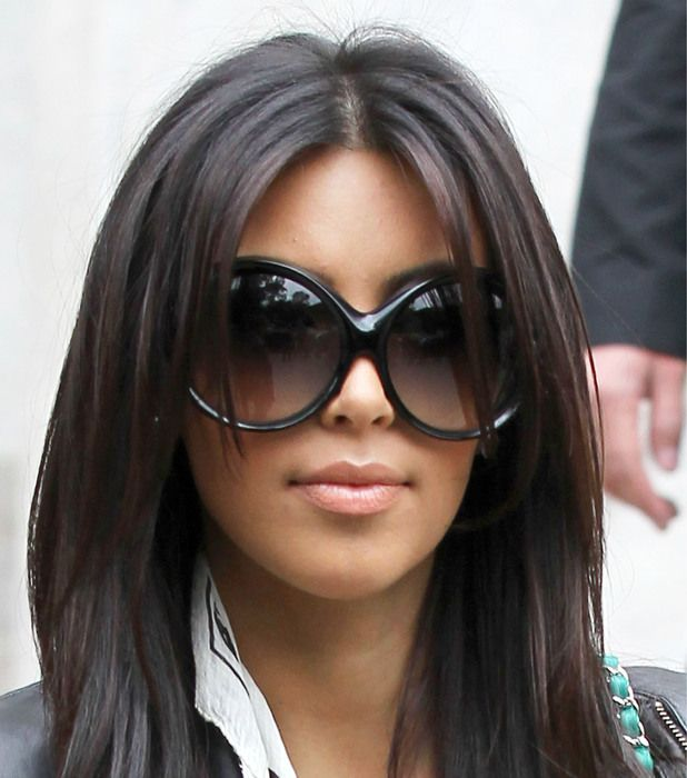 Oversized sunglasses Kardashians | pair in LA at £160 Tom Fords on her birthday at £220
