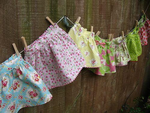 Twirly skirt free pattern and instructions