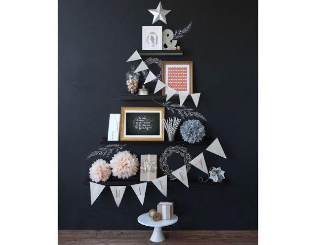 Construindo Minha Casa Clean: DIY: Faça Você Mesmo para o Natal - Veja 50 Decorações Incríveis!