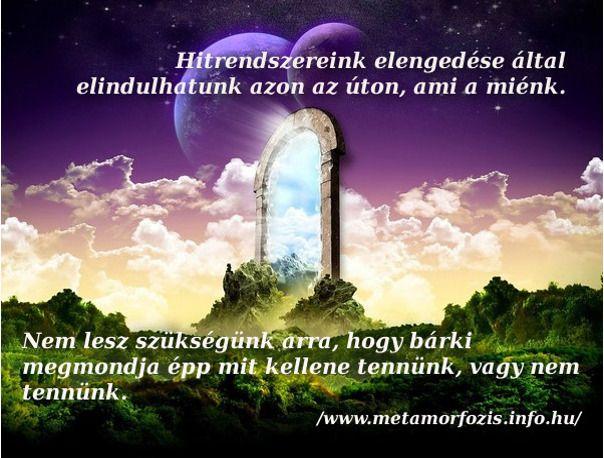 Egy új élet kezdetéért.... http://metamorfozis.info.hu