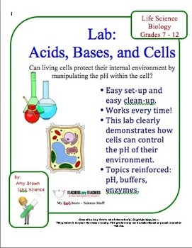 acids and bases bio 102 Mt hood community college biology 102 and analyze nucleic acids 91 manipulating genetic material by lisa bartee is licensed under a creative commons.