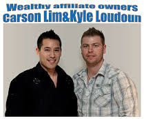 The wealthy affiliates, Kyle and Carson now teaching anyone their exact same success strategies. http://affiliatemarketingdecoded.com/follow-a-proven-model