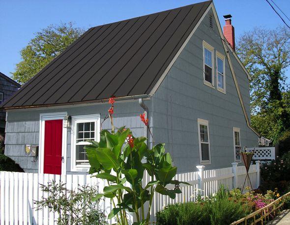Exterior Color Schemes For Cottages