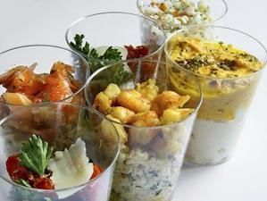 Tip: Fingerfood im Glas