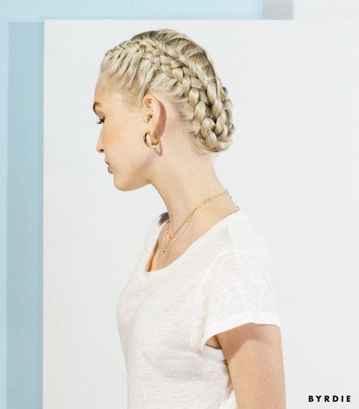The Beginner S Guide To Dutch Braids Hair Styles Boxer Braids Cool Braid Hairstyles
