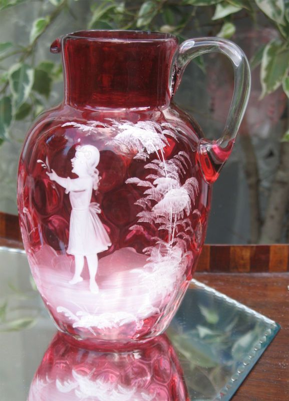 845 Best Glass Pitchers Images On Pinterest Amethyst