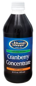 Cranberry Concentrate - Buy Cranberry Concentrate 16 Liquid at the vitamin shoppe #VitaminShoppeContest