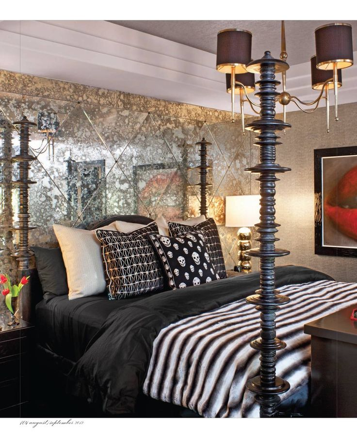 21 Best EDGY Bedroom Style Images On Pinterest