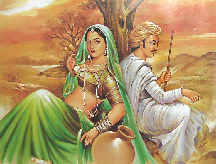 Sohni and MahiwalSohni Mahiwal is another great love story coming out of the Punjabi folk tales. This is the story of Sohni, the daughter of a potter and Mahiwal, a buffalo herder.