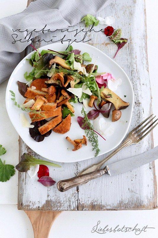 Vegetarische Schnitzel, Sommerrezepte   Give-away!
