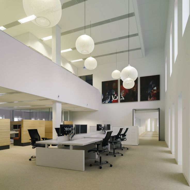 16 best images about modern conference tables on pinterest for Modern office lighting design