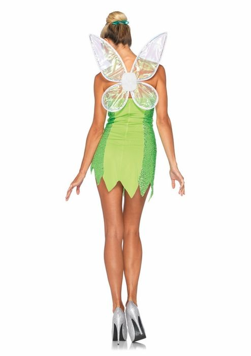 Classic Tinkerebell Costumes, Adult Sexy Disney Costumes, Sexy Halloween Costumes