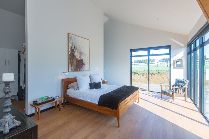 Master Bedroom with separate wardrobe and ensuite