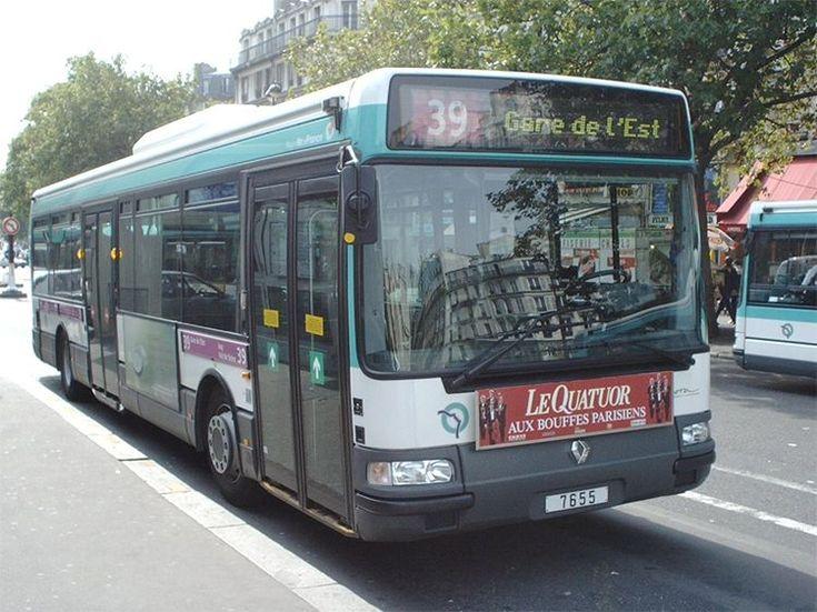 11 best transport en commun d 39 occasion images on pinterest buses busses and canisters. Black Bedroom Furniture Sets. Home Design Ideas