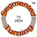 Tools and ideas for designing/building segmented woodturning projects.