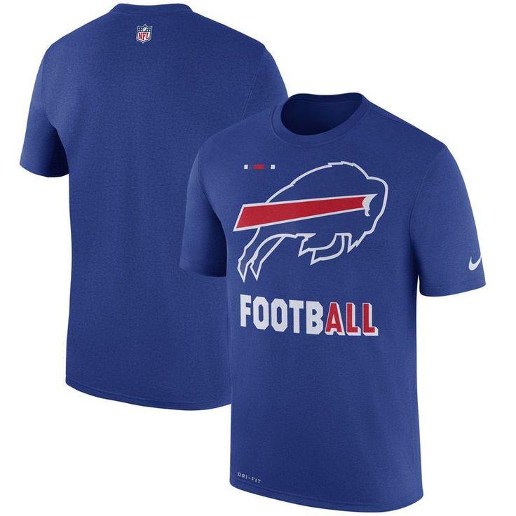 Buffalo Bills Nike Legend Football Performance T-Shirt - Royal