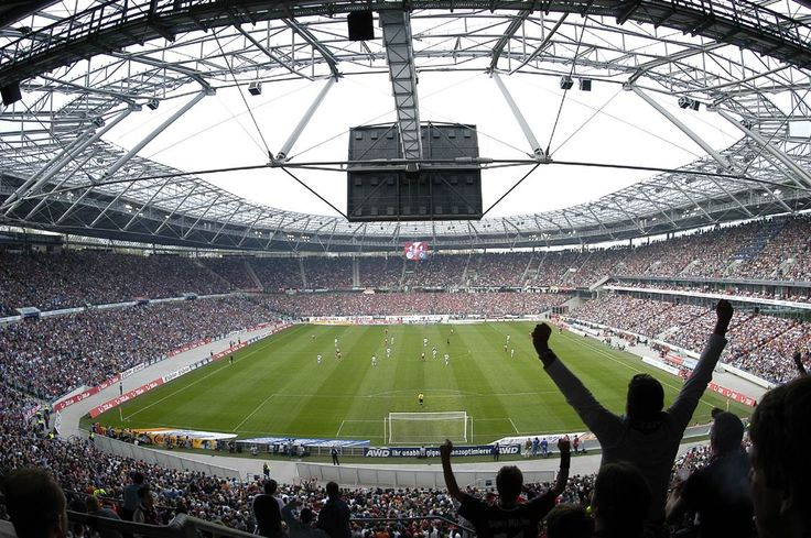 the stadium certainly isn't one of the largest or most beautiful in the world,