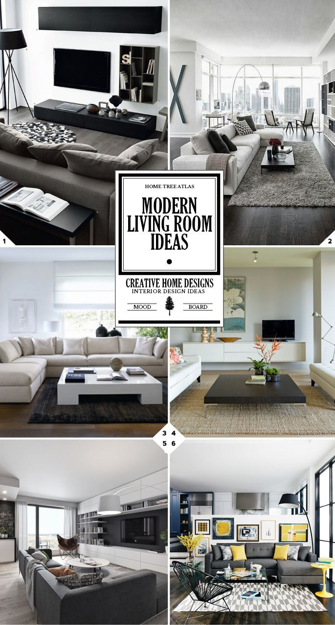 There are 8 main areas to think about when it comes to modern