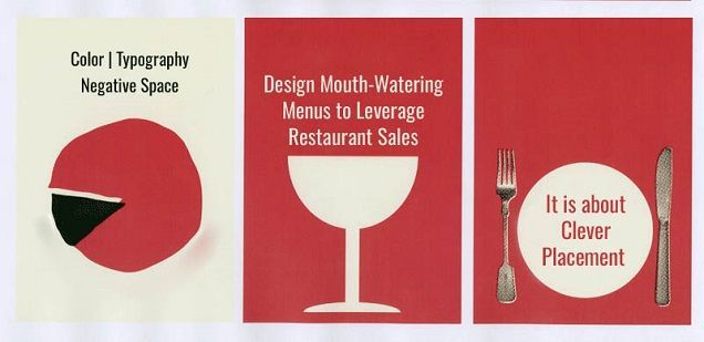 Design Mouth-Watering Menus to Leverage Restaurant Sales