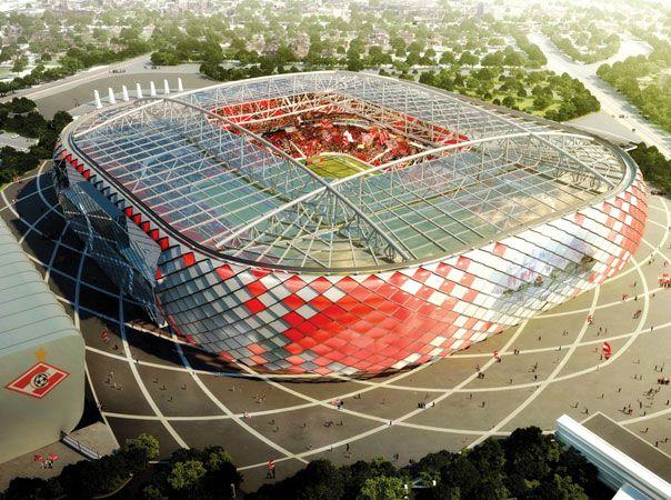 Otkrytie Stadium | FC Spartak Moscow