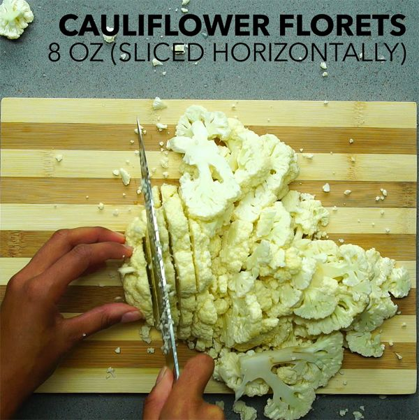 Learn How To Roast Cauliflower In Your Oven To Make An Incredibly Tasty Appetizer. : Worth Sharing It