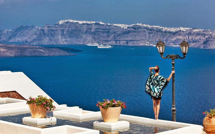 #Santorini #ILoveGreece #JOHNNY #Greece #islands