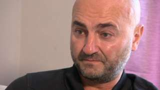 Image caption                                      Dean Radford waived his right to anonymity to talk about alleged sexual abuse he suffered at Southampton FC                                Former footballers have alleged they were subjected to years of grooming and sexual abuse from a former employee of Southampton FC. Dean Radford and Jamie Webb have spoken about incidents they said happened when they were in