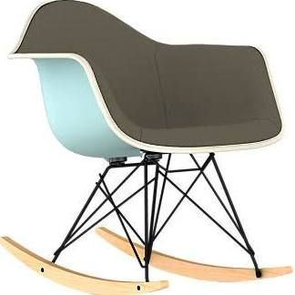 eames rocking chair -