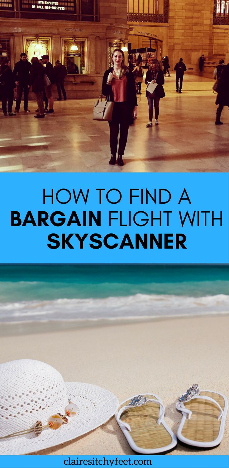 Want to travel more and spend less? Then read on. In this post, I'm going to talk you through step by step how to find a bargain flight with Skyscanner.